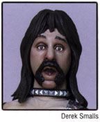 Derek Smalls doll