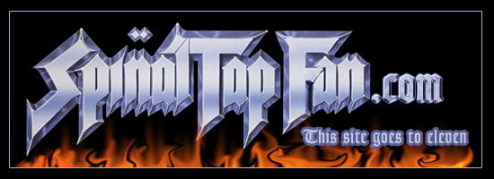 Spinal Tap Fan Site logo